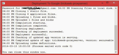 trickseekproxyserver-google-app-engine-